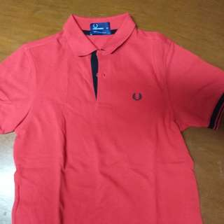Authentic Fred Perry XS Shirt Barely Used