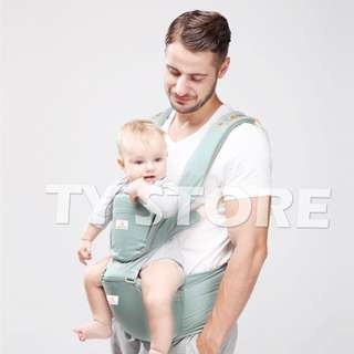 Original brand new happy walk baby carrier in 2 colours option - ready stock
