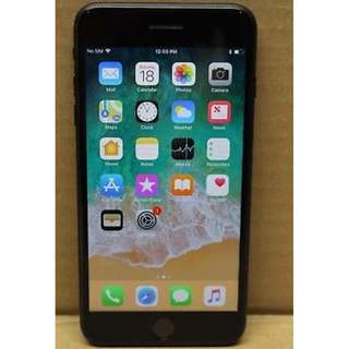 Iphone 7 plus 32gb black see description