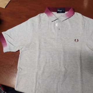 Authentic Fred Perry S Slimfit Barely Used