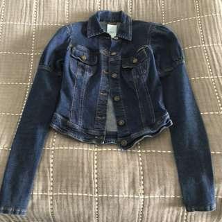 Plein Sud Jeans jacket