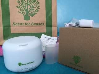 Scent for Senses Diffuser/Humidifier