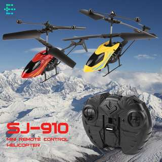 Mini RC Helicopter Radio Remote Control Micro Electric Heli Copter Toys
