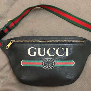 Gucci belt bag authentic