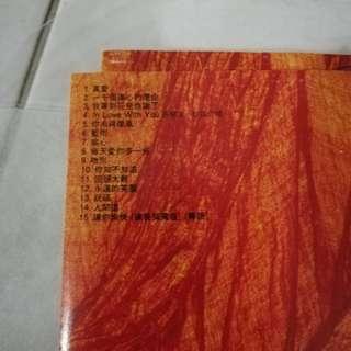 Jacky cheung polygram original cd
