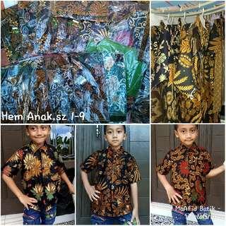 Hem Batik Anak