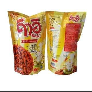泰國炸雞皮餅乾