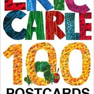 Eric Carlie Postcards