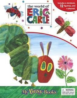 World of Eric Carle - My Busy Book