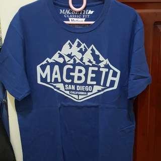 Original Macbeth shirt