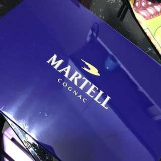 Martell酒版禮盒