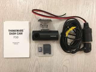Thinkware F50 front camera