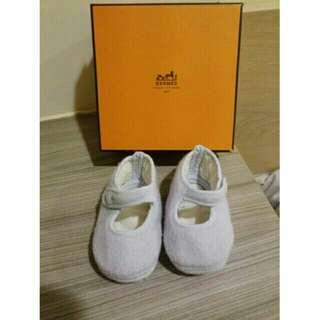 Hermes 嬰兒鞋子