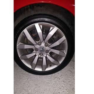 HONDA CIVIC ORIGINAL RIM