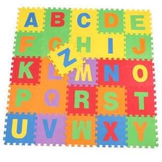 26 pcs Puzzle Rubber Mat