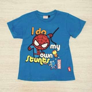 二手童裝/ Marvel漫威英雄短袖T恤