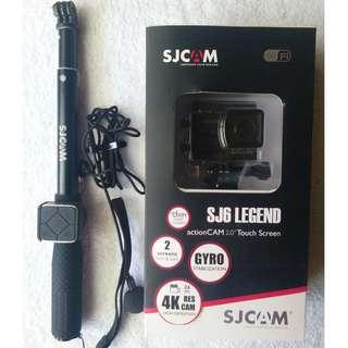 SJCAM sj6 Legend (Action Camera)