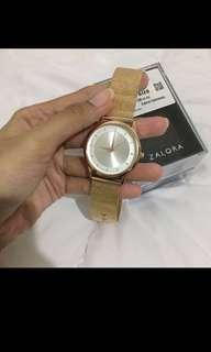 Zalora Rose Gold Watch