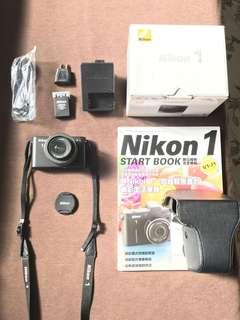 Nikon J1 10-30mm黑色