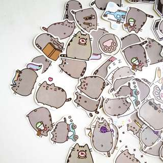 Pusheen and Other Stickers