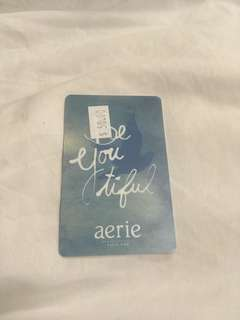 $50 Aerie gift card