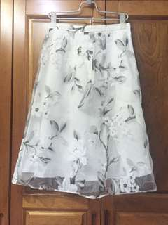 Brand new miss Selfridge floral skirt