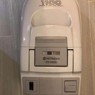 北歐灰Hitachi吸塵機