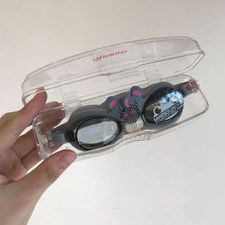 Free SF MM Miniso Life Kids Swimming Goggles Chinese Zodiac - Rat