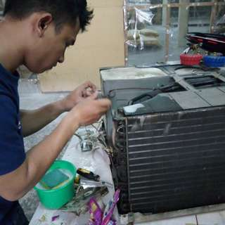 Aircon Cleaning - Repair - Installation - Preventive Maintenance (By contract)