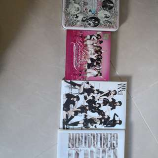 Girls Generation Album