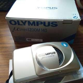 OLYMPUS ZOOM 140 (Film Camera)