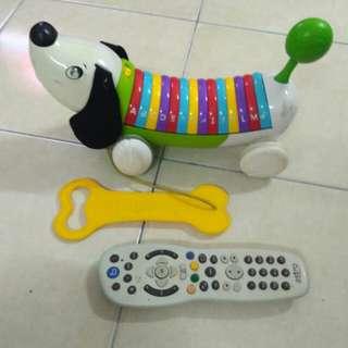 LEAPFROG DOG ALPHABET ABC