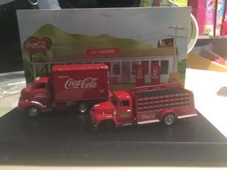 Coca Cola 擺設
