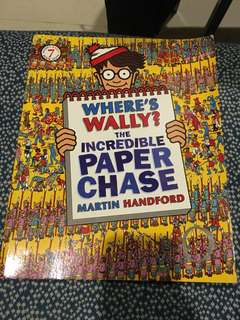 Where's Wally?7 The incredible paper chase