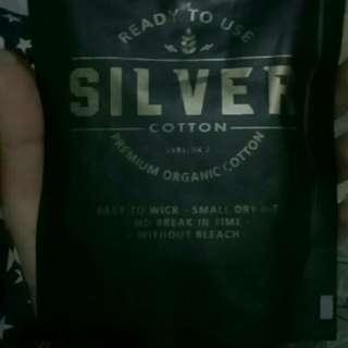 Silver Cotton ( cuma 1x pake aja )