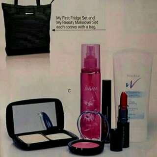 Make up kit (set) w/ Bag