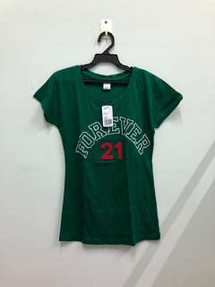 Forever 21 tee (衫)