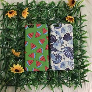 iphone 6 cases (get this 2 for only 250) B-Manila cases.💖 rfs: have a lot of cases