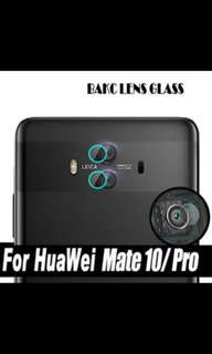 Huawei mate 10 pro camera lens tempered glass