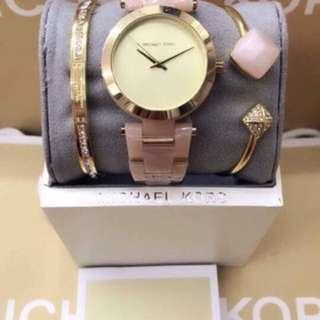 MK Watch Set