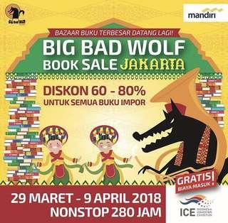 Jasa titip big bad wolf