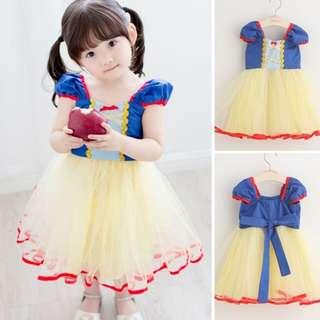 (Preorder) Snow White Dress