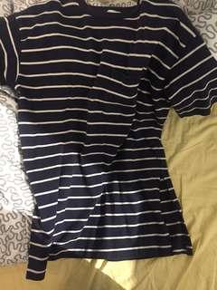Uniqlo tshirt dress