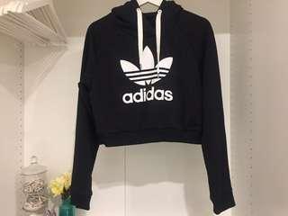 Adidas crop jumper