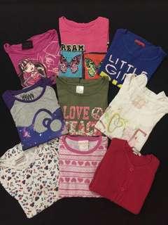 6-7yo T-shirts/Tops