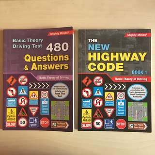 BTT Basic Theory Test Book