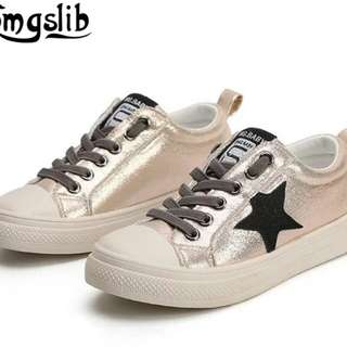 Shoes Breathe boys shoes Sneakers Spring Autumn Toddler Girls Shoes star printing Breathe children school shoes