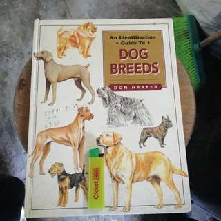 Dog Breeds book