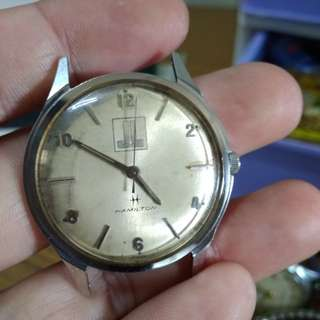Vintage Hamilton Gent Watch