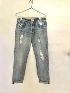 Seed Boyfriend Jeans